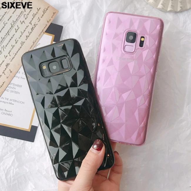 قاب ژله ای برجسته الماسی Diamond Samsung Galaxy S10 Plus