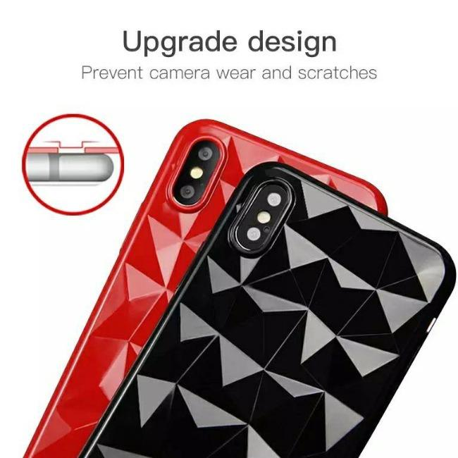قاب ژله ای برجسته الماسی Diamond TPU Case Samsung Galaxy A50s