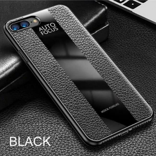 قاب چرمی آینه ای آیفون Leather Mirror Apple iPhone 6 Plus