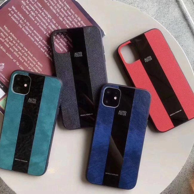 قاب چرمی آینه ای آیفون Leather Mirror Apple IPHONE 11 PRO