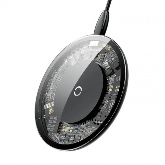 شارژر وایرلس بیسوس مدل Baseus Simple Wireless Charger CCALL-JK01