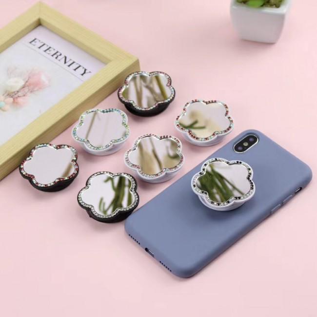 پاپ سوکت آینه ای طرح گل