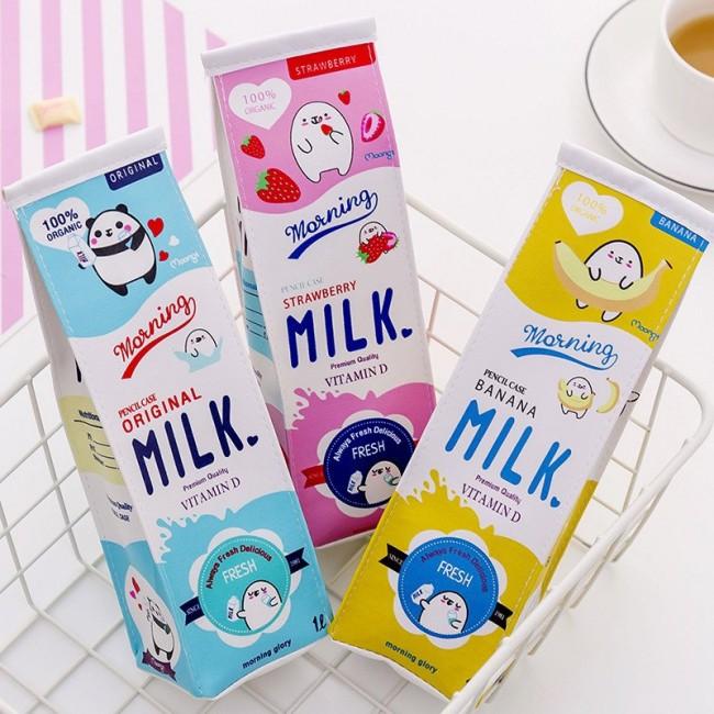 جامدادی طرح پاکت شیر کد 119-2