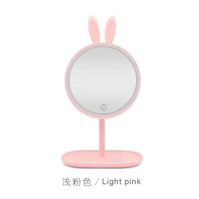 آینه رو میزی طرح خرگوش مدل AH327