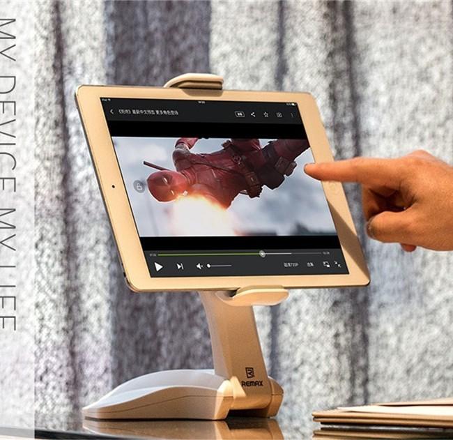 هولدر موبایل و تبلت رو میزی ریمکس Remax Holder for Tablet RM-C16