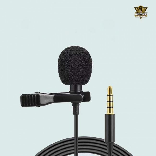میکروفون یقهای ریمکس Remax Life micdo series clip microphone RL-LF31