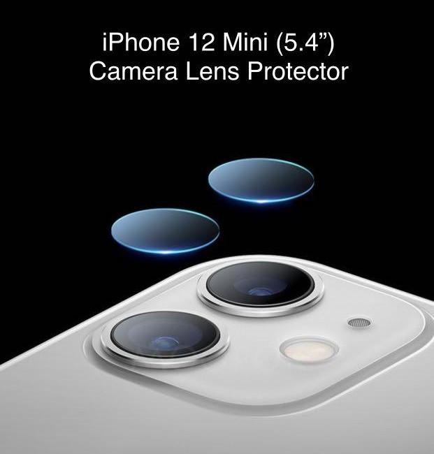 لنز محافظ دوربین گوشی آیفون 12 مینی ریمکس Remax iPH 12 mini 5.4 camera lens protector