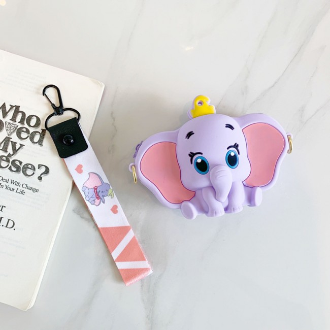کیف دوشی فانتزی طرح دامبو Dumbo design coin purse