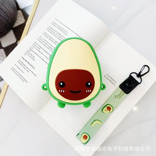 کیف دوشی فانتزی طرح آووکادو Avocado coin purse