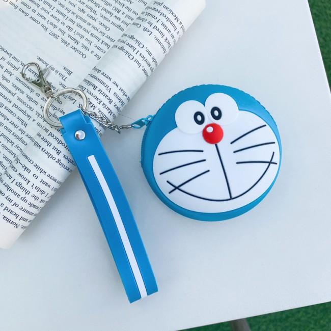 کیف دوشی فانتزی طرح گربه دائمون Doraemon cat coin purse