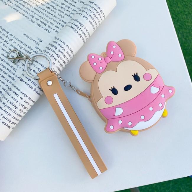 کیف فانتزی طرح خرسی Cute lady bear coin purse