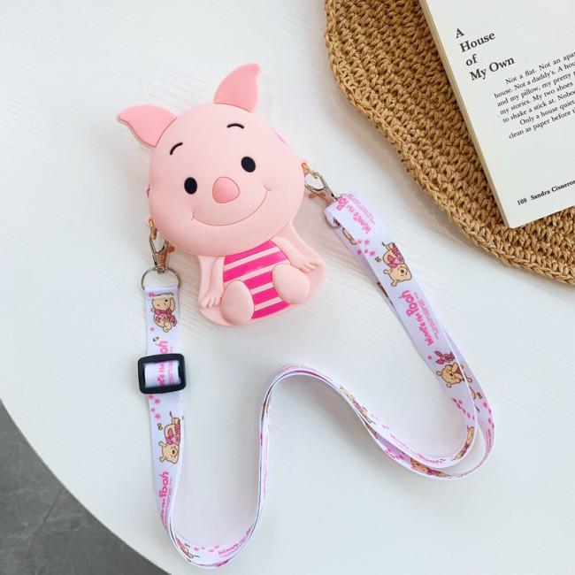 کیف فانتزی طرح ببر و خوک Tiger and pig design coin purse