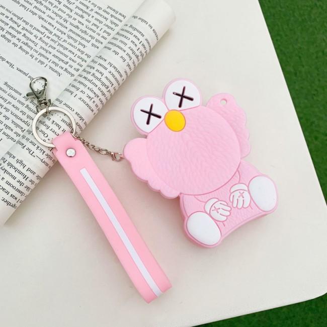 کیف فانتزی طرح میمون صورتی Pink monkey coin purse