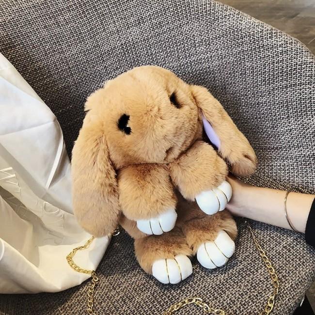 کیف دوشی خرگوشی Cute rabbit purse