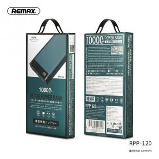 پاوربانک 10000 میلی آمپر ریمکس REMAX Renor Power Bank RPP-120