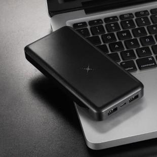 پاور بانک 10000 میلی آمپر با شارژ وایرلس بیسوس Baseus M36 Wireless Charger