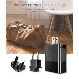 آداپتور سه خروجی بیسوس Baseus Duke Universal Travel Charger