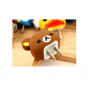 آداپتور ژله ای Jelly Toy iPhone Adaptor Cover - محافظ عروسکی آداپتور آیفون