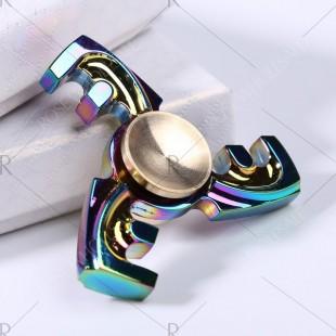 اسپینر فلزی چند  رنک Focus Fidget Spinner Fidget Spinner Fidget Spinner