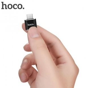 تبدیل تایپ سی به USB هوکو Hoco UA6 Type-C to USB 2.0 Converter