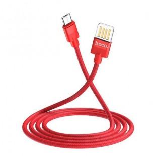 کابل شارژ میکرو 1.2 متری هوکو Hoco U55 Outstanding charging data cable for Micro