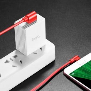 کابل شارژ میکرو سرکج هوکو Hoco U37 Long roam charging Micro data cable