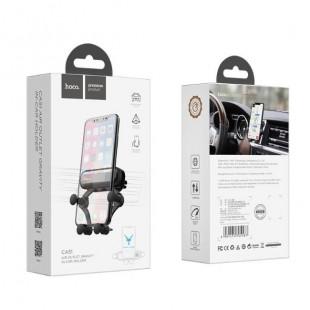 هولدر گوشی موبایل مکانیکی هوکو Hoco CA51 Air outlet gravity in-car holder