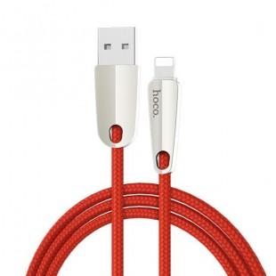 کابل شارژ لايتنينگ کنفي قطع کن هوکو Hoco U35 Smart Power off Lightning Cable