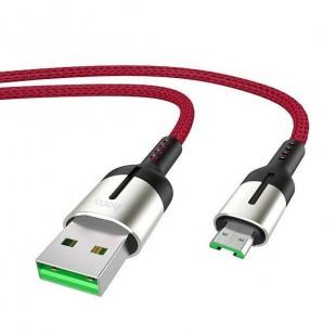 کابل شارژ ميکرو فست شارژ 4 آمپر هوکو Hoco U68 Micro 4A Cable