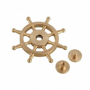 اسپینر فلزی Focus Fidget Spinner اسپینر فلزی 8 پره طرح سکان کشتی