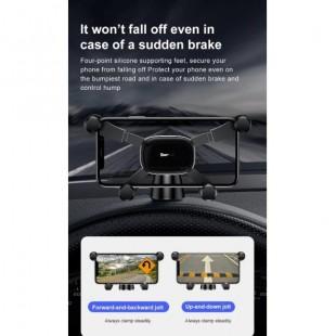هولدر موبایل بیسوس Baseus Horizontal Screen Gravity Holder
