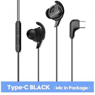 هدست سیم دار تایپ سی بیسوس Baseus GAMO Type-c Wired Earphone C15