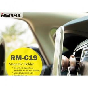 هولدر مگنتی دریچه کولر ریمکس Remax Magnetic Car Holder RM-C19