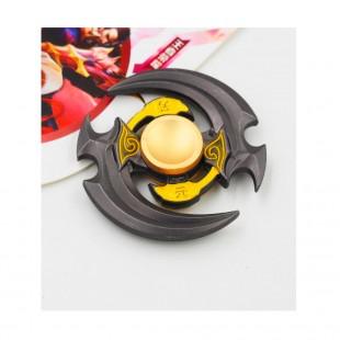 اسپینر فلزی Samouraian Sword Metal Fidget Spinner - اسپینر فلزی طرح شمشیر سامورایی