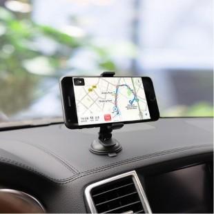هولدر موبایل چسبی هوکو HOCO Refined Suction Cup Base in-car