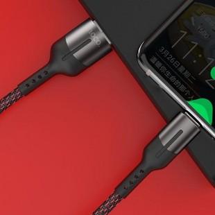 کابل شارژ فست شارژ 5 آمپر تايپ سي هوکو Hoco U68 Type-C 5A Cable