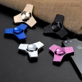 اسپینر فلزی سه پره - Fidget Spinner