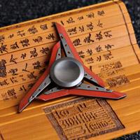 اسپینر Metal Triangle Fidget Spinner - اسپینر فلزی شمشیری