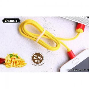 کابل شارژ تایپ سی ریمکس Remax CHIPS Type-C Data Cable RC-114