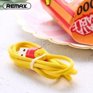 کابل شارژ لایتنینگ ریمکس Remax CHIPS Data Cable RC-114