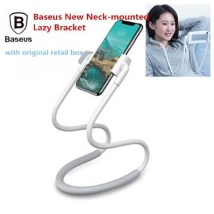 هولدر موبایل گردنی بیسوس Baseus New Neck-Mounted Lazy Bracket