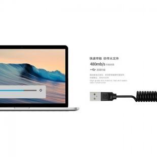 کابل شارژ لایتنینگ ریمکس REMAX Radiance Pro Data Cable RC-117