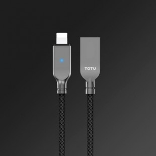 کابل شارژ لایتنینگ TOTU power-off lightning cable