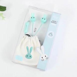 هندزفری فانتزی طرح خرگوش گوش دراز