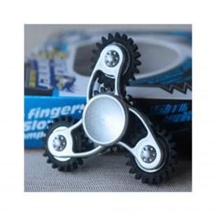 اسپینر پلاستیکی اسپینر پلاستیکی لاکچری طرح چرخ دنده - Gear Wheel Metal Fidget Spinner