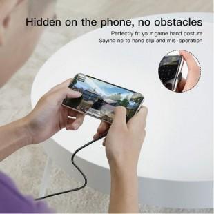 کابل شارژ 3 متری 1.5 آمپر بیسوس Baseus Suction Cup Mobile Games Cable USB