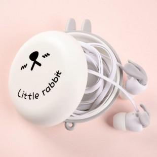 هندزفری فانتزی طرح خرگوشی Sibyl E-96 Little Rabbit HandsFree