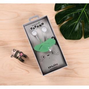 هندزفری فانتزی طرح توتورو Sibyl E-82 Totoro Bear HandsFree