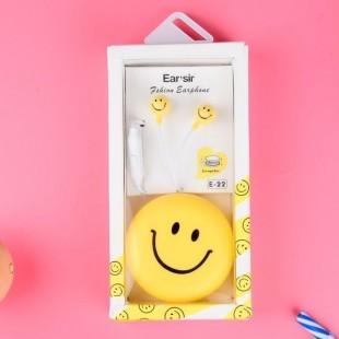 هندزفری فانتزی طرح ایموجی Sibyl M-22 Emoji HandsFree