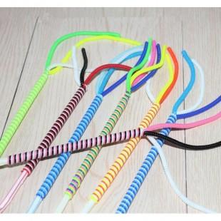 محافظ کابل رنگی فنری Color Cable Protector